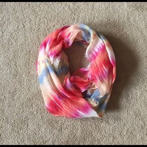 Accessories - Sunset Infinity Scarf