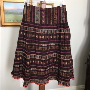 Oilily Dresses & Skirts - Oilily Ribbon Skirt size 38 (8 US)