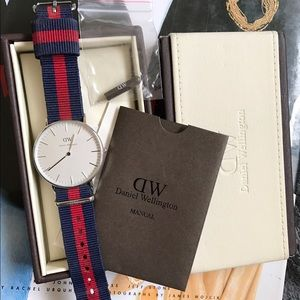DW watches. Daniel Wellington.