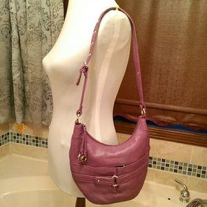 Handbags - Stone Mountain leather shoulder bag