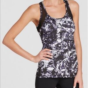 Alala Tops - Alala fitted tank- water -M