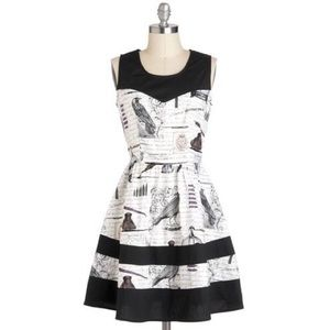 Modcloth Raven Dress Size M