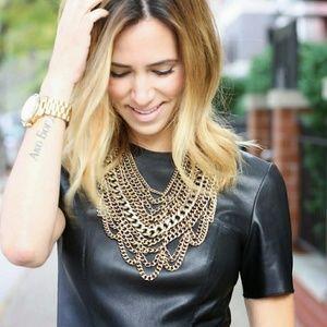 Baublebar  Jewelry - ✨HP✨ BAUBLEBAR 'courtney bib' necklace NWOT
