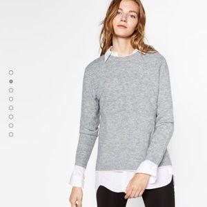 Zara Sweaters - 🆕Zara woman round neck sweater