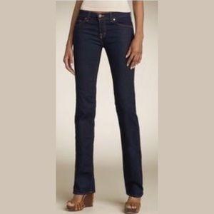 J Brand Denim - J Brandy Murphy Straight Leg Jeans, size 26