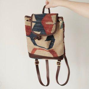 Handbags - Cute Native Style Mini Backpack