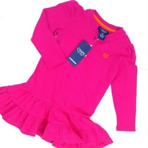 Chaps Other - New RALPH LAURENS CHAPS 18m Pink Dress Long Slv