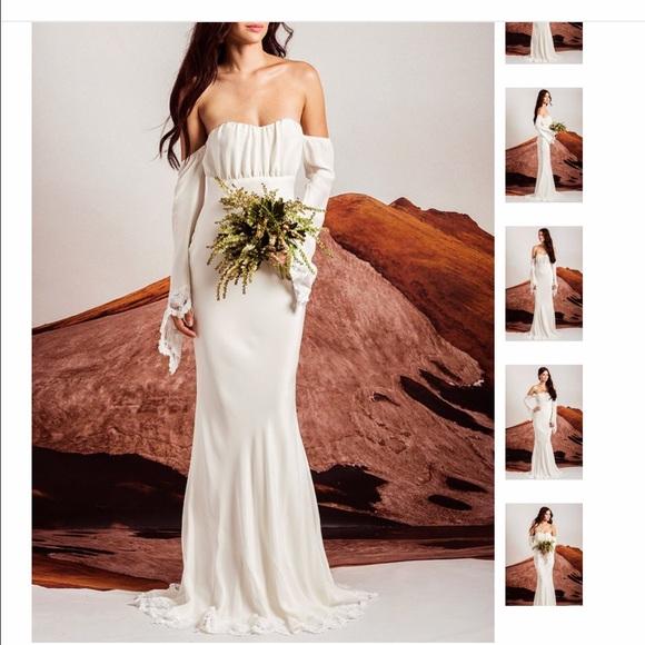 5cfda6743d2 Stone cold Fox Mariella Bridal Gown