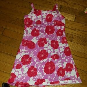 Hype Other - 5 for 13$ all kid pink, white and red floral dress