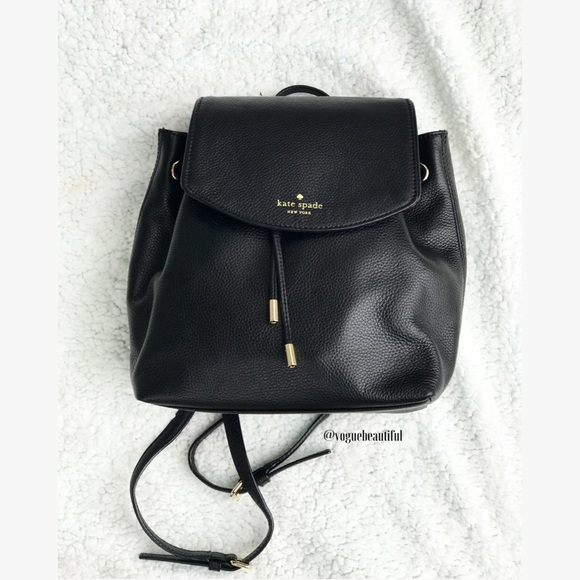 e56affd9ec0f kate spade Handbags - Kate Spade Mulberry Street Small Leather Backpack