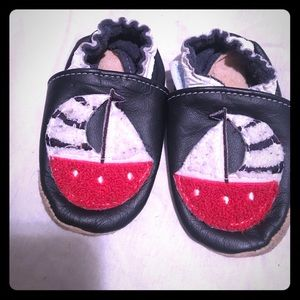 Robeez Other - Jack and lily moccasins