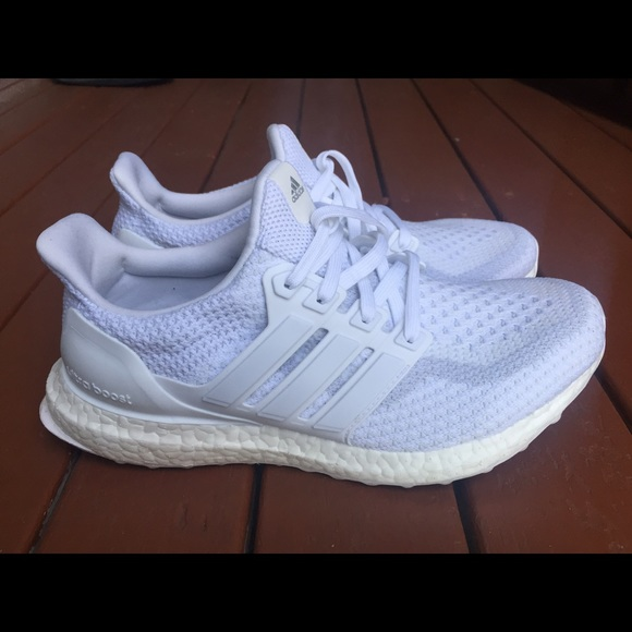 8d14defd6fb87 Adidas Shoes - White ultraboosts