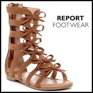 Report Collection Other - ❗1-HOUR SALE❗Gladiator Sandal Boots Vegan Leather