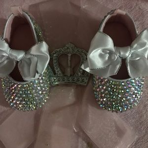 017acb51556d5d Women s Etsy Baby Shoes on Poshmark