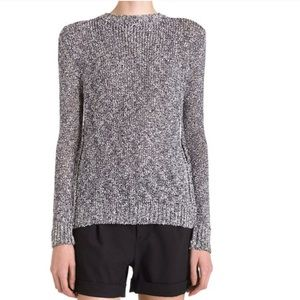 A.L.C. Sweaters - ALC Marled Open Back Crossover Sweater