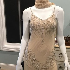 Sue Wong Dresses & Skirts - SUE WONG SILK DRESS SIZE 2 vintage