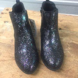 Stevies Other - Stevies glitter girl booties. Disco Divas