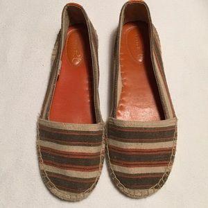 Studio Paolo Shoes - Studio Paolo Canvas Espadrilles Flats sz 8-1/2