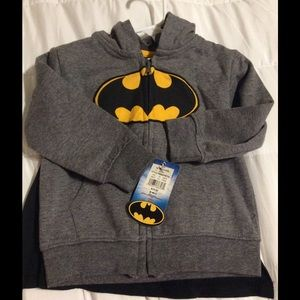 Other - Batman Jacket with cape