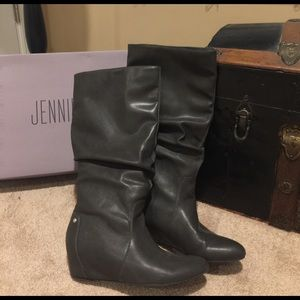 a1b35d853e0c2 Jennifer Lopez Shoes - 🌺🌸 JENNIFER LOPEZ 🌸🌺 JL MARYANN GRAY BOOTS