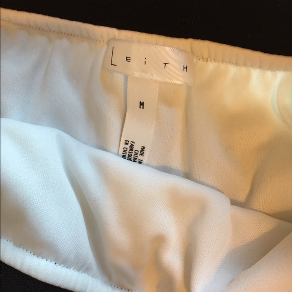 Topshop Skirts - White Leith skirt size M