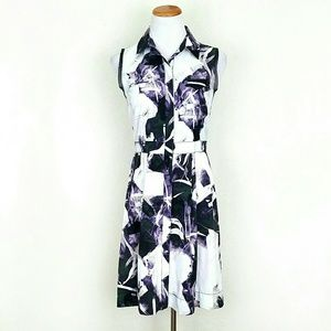 Simply Vera Vera Wang Dresses & Skirts - Simply Vera Button up Fit & Flare Dress