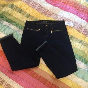 MICHAEL Michael Kors Denim - Michael Kors Dark Indigo Skinny Jean