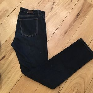 Banana Republic Denim - Banana Republic skinny jeans - size 27P