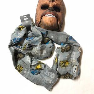 Star Wars scarf