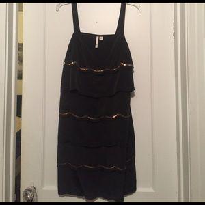 LC Lauren Conrad Black Dress