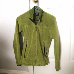 Arc'teryx Jackets & Blazers - Arc'teryx Fleece Zip Up XS Green