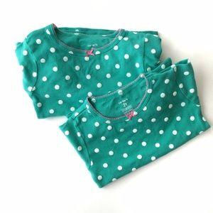 Other - Carter's 3 pcs pajamas
