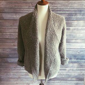 LOFT Sweaters - NWT Loft Textured Shrug