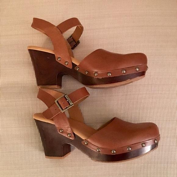 4611cc9a86046 Korks by Kork-Ease Shoes - Korks Marcia Platform Clog 8.5