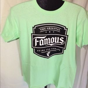 Famous Stars & Straps Other - Boys Stars And Straps tee shirt