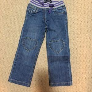 Boden heart jeans