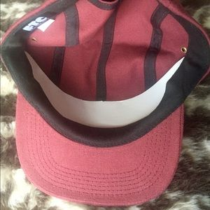 437c775fc49 For The City Accessories - FTC  For The City  VHS CAMPER HAT BURGUNDY