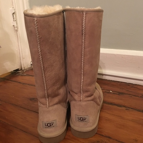 tall sand uggs sale
