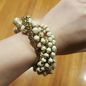 31 Bits Jewelry - NWOT 31 Bits Brooklyn Nights Bracelet