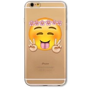 Accessories - Emoji Phone Case