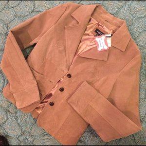 Rue21 Jackets & Blazers - Leather blazer