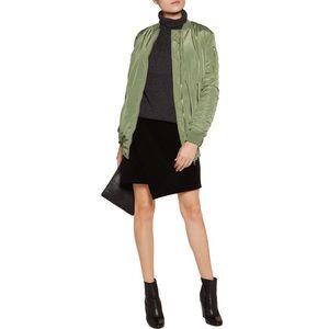 All Saints Jackets & Blazers - Olive bomber jacket