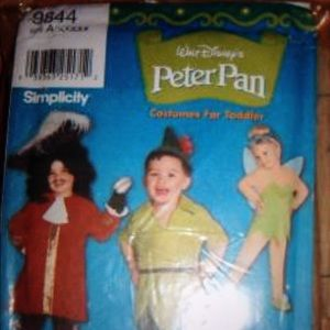 Simplicity Other - Simplicity Costume Pattern 9844- Peter Pan!!