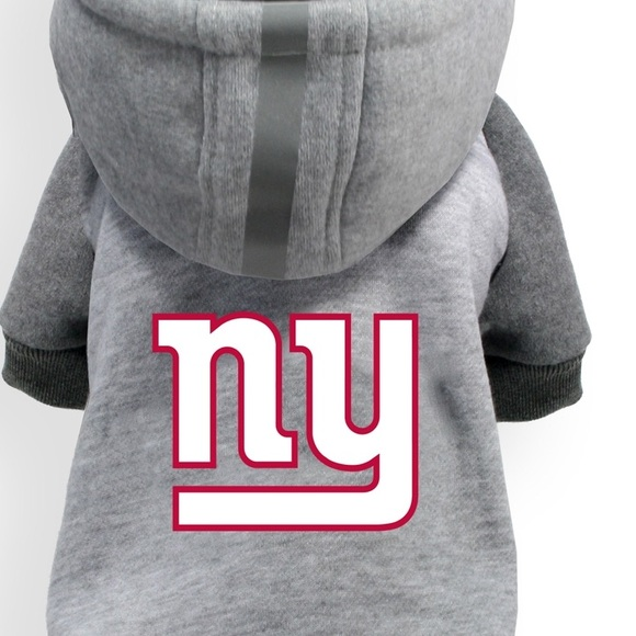 0341a8bfe Little Earth Production Other | New York Giants Nfl Dog Pet Hoodie ...
