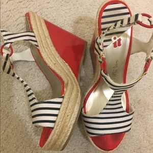 Isabel Toledo Shoes - Isabel Toledo wedges. Size 8. Good condition
