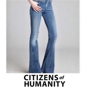 Citizens of Humanity Denim - Citizens of Humanity Faye 003 Low Rise Flare Jeans