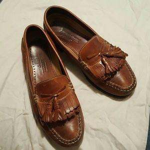Johnston & Murphy Other - Johnston & Murphey double kiltie tassel loafers
