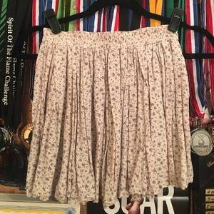 Dresses & Skirts - Brandy Melville floral miniskirt