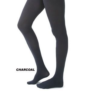 Accessories - Charcoal Stockings