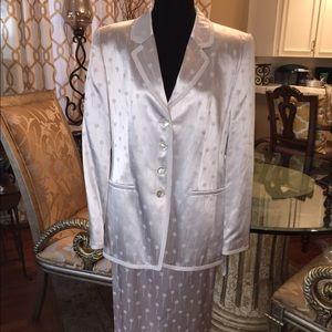 Louis Feraud Suit.